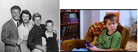 Seriously, which of these guys would you rather watch grow up? Mr. emo Boyhood kid or Ricky Nelson? Ricky's life was way more interesting.