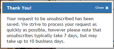 Unsubscribe1